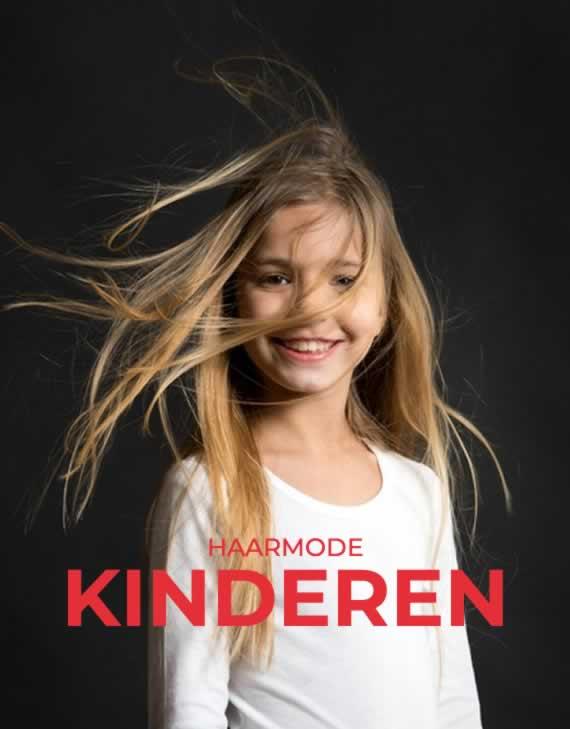 Naar de kapper in Giethoorn voor kinderen
